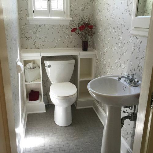 Small Victorian Bathroom Design Ideas, Remodels & Photos