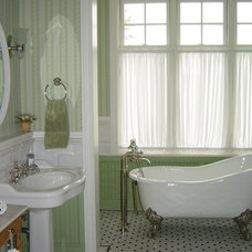 Traditional Bathroom by Arc Design Group