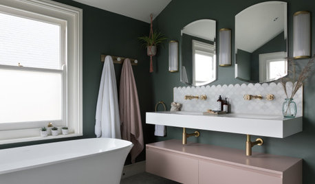 7 Interesting Ways to Add Tiles to Your Bathroom
