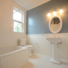 Traditional Bathroom by Extraordinary League Contracting