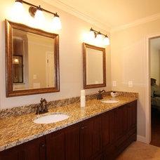 Traditional Bathroom by Craftbuilt, Inc.