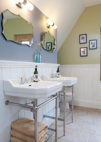 Country Bathroom by Chris Snook