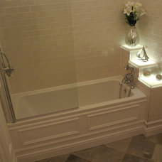 Traditional Bathroom by Glenlith Interiors (Scotland) Ltd