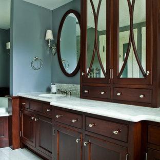 Bathroom - transitional bathroom idea in Providence