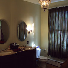 Traditional Bathroom by HP Builders, Inc