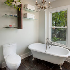 Contemporary Bathroom by Griffey Remodeling