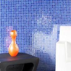 Bathroom by American Tile and Stone/Backsplashtogo