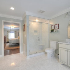 Contemporary Bathroom by Anthony Slabaugh Remodeling & Design