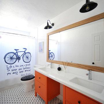 Viking Guest Bathroom