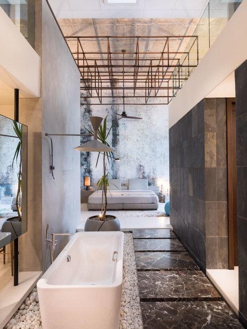 Modern Bathroom Design Ideas, Renovations & Photos | Houzz