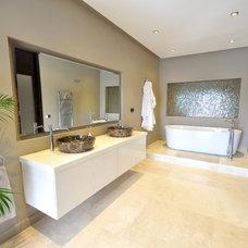 Contemporary Bathroom by FOC Design