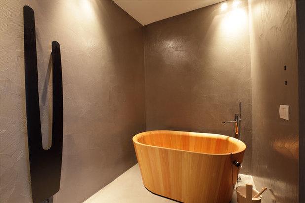 Moderno Stanza da Bagno by ARP Studio