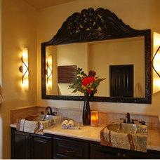 Contemporary Bathroom by Kamarron Design, Inc.