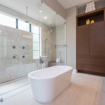 Villa Callabria Model Master Bath