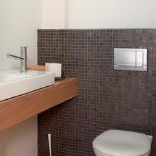 Contemporary Bathroom by SK Designers - Shimrit Kaufman