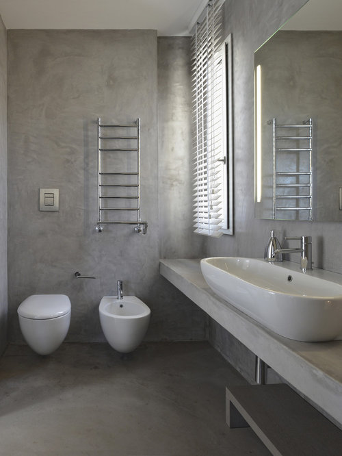 Bagno moderno foto idee arredamento - Foto bagni con doccia ...