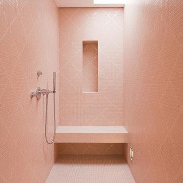 Villa St-Cloud - Salle de bains enfant