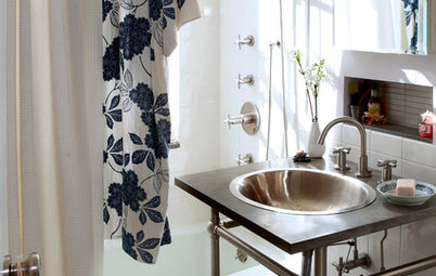8 Tiny Bathrooms With Big Personalities
