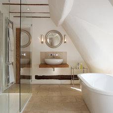 Contemporary Bathroom by Mary Barber Fray interior design