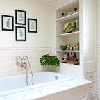 Metropolitan Condo - Contemporary - Bathroom - San Diego - by Robin Wilson Interior Design