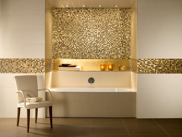 Perfect 10 Ways To Dazzle With Mosaic Bathroom Tiles Images