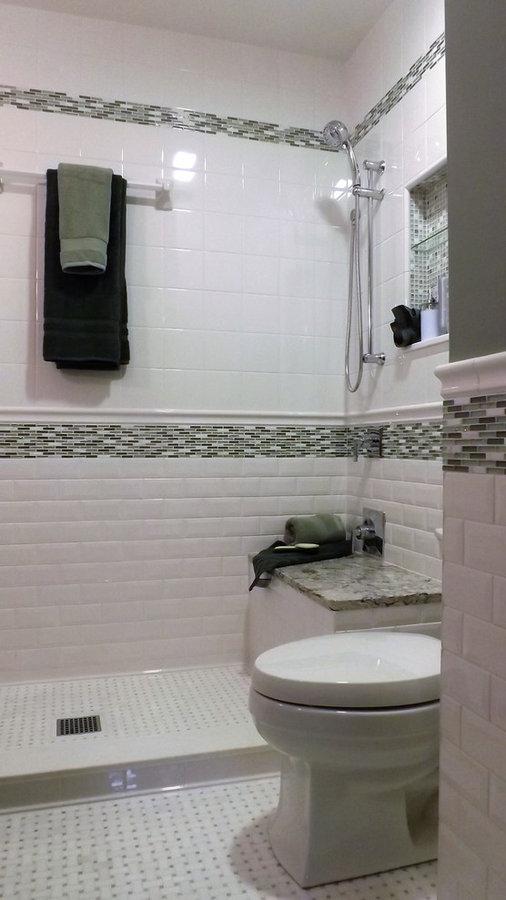 Vinatge Inspired Bathroom