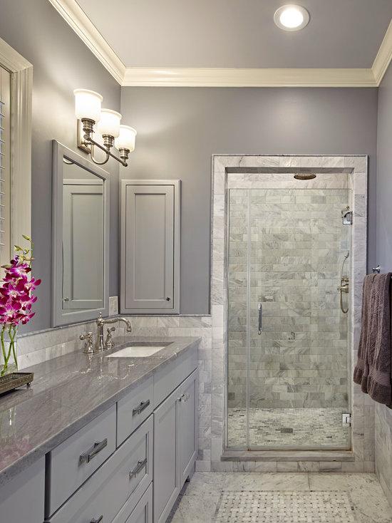 traditional master bathroom design ideas, remodels & photos