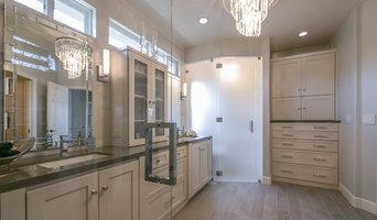 Vineyard Home Master Bathroom