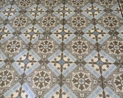 Encaustic Moroccan Tile Look Sydney