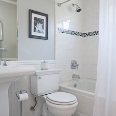 traditional bathroom by Sustainable Home
