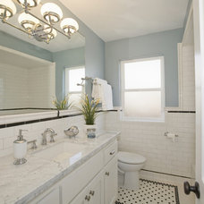 Contemporary Bathroom by Stewart Thomas LLC