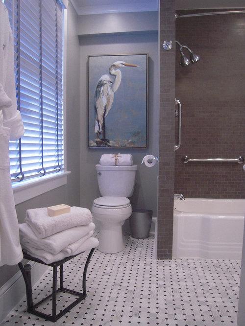 1930s bath home design ideas renovations photos for 1930 bathroom design ideas