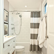 Traditional Bathroom by Vanessa Francis