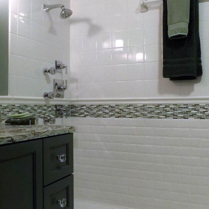 Bathroom Remodel In Century Home