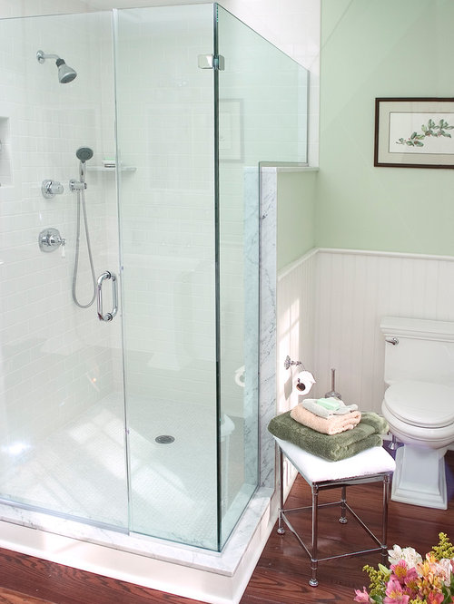 Frameless Glass Shower Enclosure Home Design Ideas
