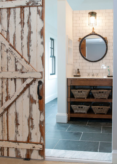 Rustic Bathroom By Lemon Grass Interior Architecture Part 97