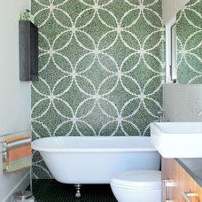 Contemporary Bathroom by Alpentile