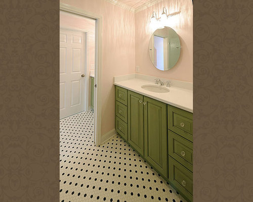 Bathroom Cabinets Painted painted bathroom cabinets | houzz