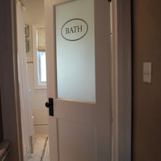 Traditional Bathroom by Jennifer - Rambling Renovators