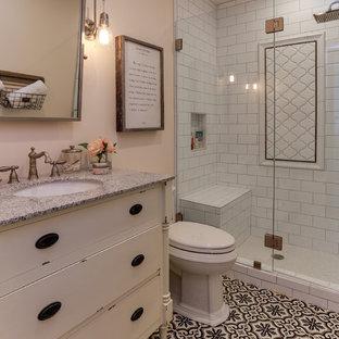 Vintage Modern Luxurious Bathroom Renovation
