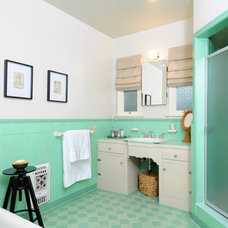 Traditional Bathroom by Madison Modern Home