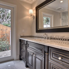 Traditional Bathroom by Belle Choices