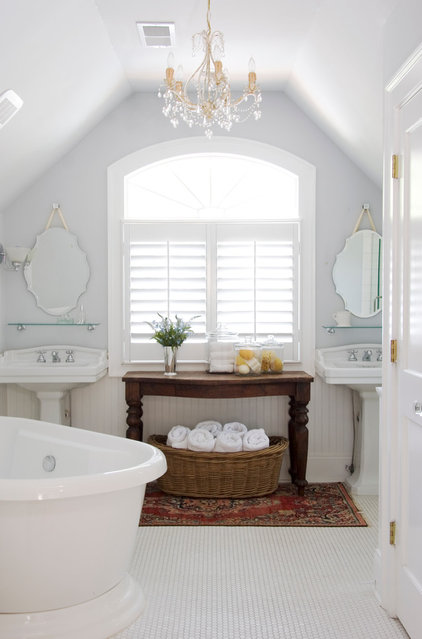Traditional Bathroom by Brian Patterson Designs, Inc.