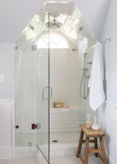 American Traditional Bathroom by Brian Patterson Designs, Inc.