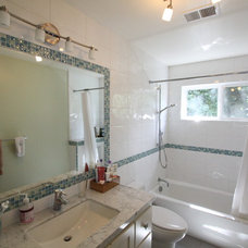 Contemporary Bathroom by Nunley Custom Homes