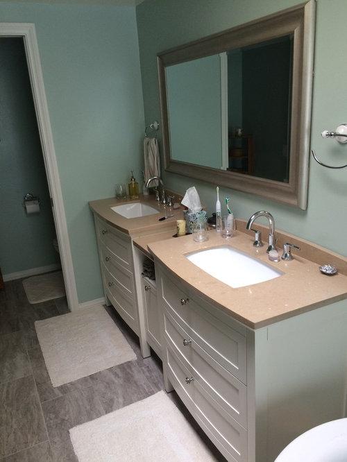 Eclectic san diego bathroom design ideas remodels photos for San diego bathroom designs