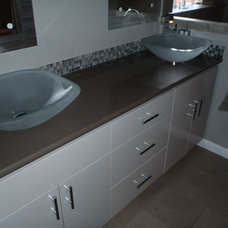 Contemporary Bathroom by SAKS Remodeling