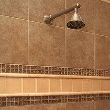 Contemporary Bathroom by Fireclay Tile