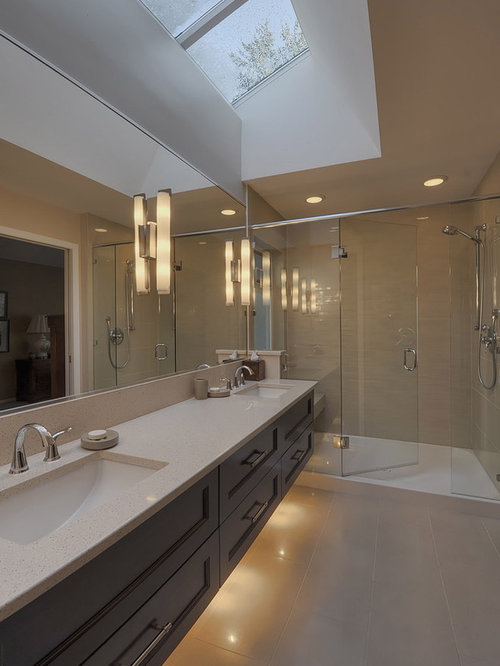 Bathroom Mirrors And Lights Houzz