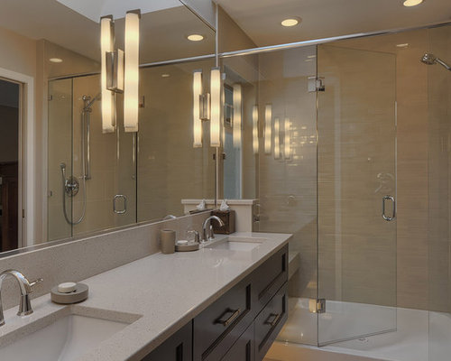 Eclectic vancouver bathroom design ideas remodels photos for Bathroom ideas vancouver